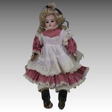 Antique Bisque Head  German Doll # 12