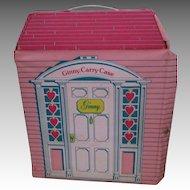 Vintage Ginny Doll Case