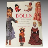 The Collector's Book Of Dolls By Brenda Gerwat -Clark