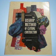 The Bishop Method of Clothing Construction Book By Bishop/Arch