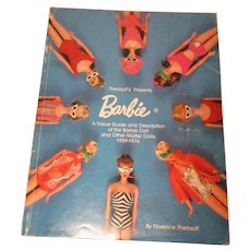 Theriault's Present Barbie 1959-1976 Book