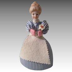 Vintage Shackman Pin Cushion Doll