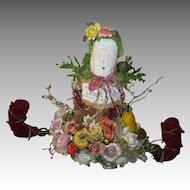 Vintage Handmade Artist Doll