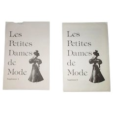 Les Petites Dames De Mode Supplement I and II
