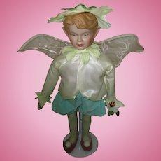 Vintage Artist Fairy Doll