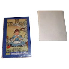 The Mary Frances Sewing Book Adventures Among The Thimble People