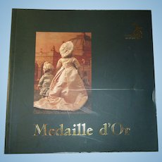 "Medaille d""Or Book By Theriault"