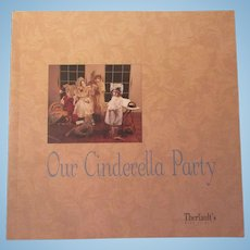 Our Cinderella Party Book By Theriault's