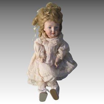 Vintage Artist Doll on New Body