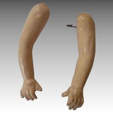 Composition Doll Arms