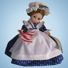 Betsy Ross Madame Alexander Doll