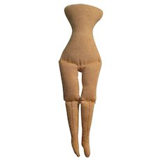 Cloth Doll Body For Your Doll