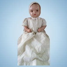 Vintage Composition Horseman Baby Doll
