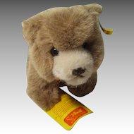 Vintage Steiff Teddy Bear - Browny