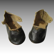 Antique German Doll Shoes # 10