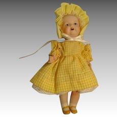Vintage Artist Porcelain Doll