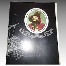 1983 Eight Regional Piedmont Doll Club Book