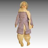 Vintage India Style Doll