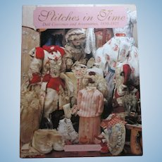 Stitches In Time Doll Costumes and Accessories 1850-1925 By Florence Theriault
