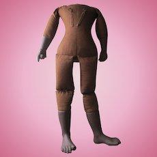 Vintage Cloth Doll Body