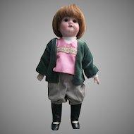 Antique Theodor Recknagel Doll