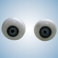 Antique Glass Doll Eyes