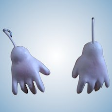 Composition Doll Hands