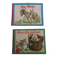 Vintage West German Childrens Books