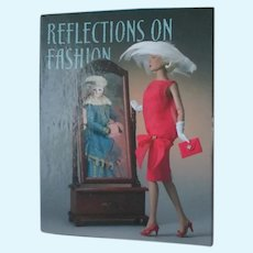 Reflections On Fashion Book With Dress Patterns
