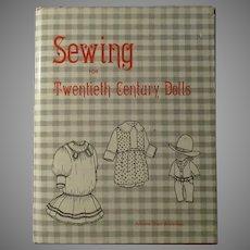 Sewing For Twentieth Century Dolls By Johana Gast Anderton