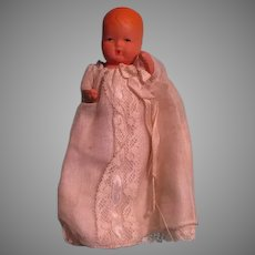 Vintage Bisque Baby Doll