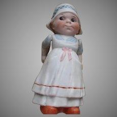 Vintage Bisque German Doll