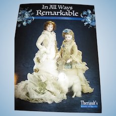 In All Ways Remarkable By Theriault's