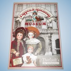 Puppen & Spielzeug Museum Book By Theriault's