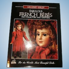 Fabulous French Bebe's Book By Mildred Seeley