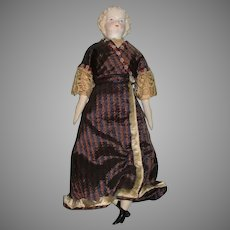 Antique Parian German Doll