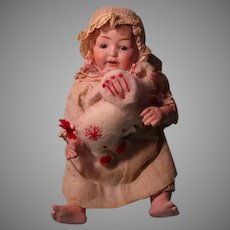 Antique German Baby 199 Doll
