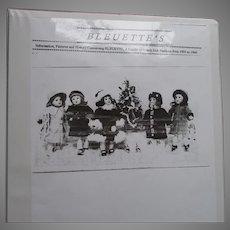 Bleuette's Winter Fun Doll Clothes Patterns