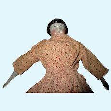 Antique China Head Doll