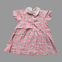 Vintage Baby Dress For Your Doll