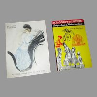 Mr Godey's Ladies Book and My Lady's Wardrobe Book