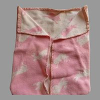 Vintage Baby Blanket Wrap For Your Dy-Dee Baby