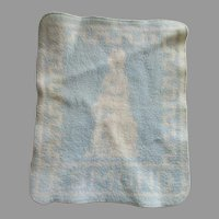 Vintage Esmond Baby Blanket For Your Dy-Dee Baby