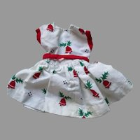"""Vintage Doll Dress For Your Shirley Temple 14"""" Doll"""