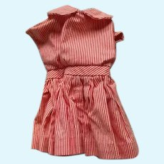 Vintage Shirley Temple 12' doll Dress.