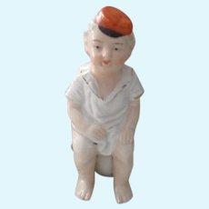 Antique Doll Figure