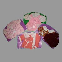 Group of Doll Clothes From Totsy.