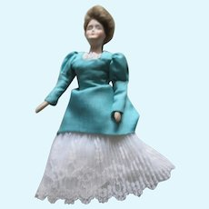 Vintage Artist Doll For Your Miniature Doll House