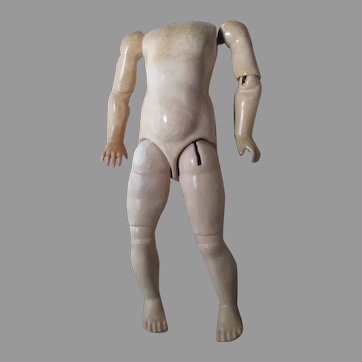 Vintage Vemon Seeley Doll Body.