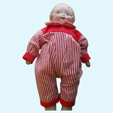 Composition and cloth Campbell Doll